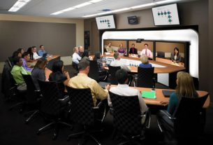 Cisco Telepresence Room